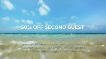 Royal Caribbean Cruise Lines WOW Sale TV Spot, 'BOGO 50% Off' - Thumbnail 7