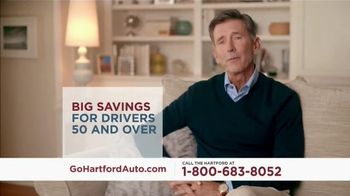 AARP Hartford Auto TV Spot, 'Auto Savings' Featuring Matt McCoy - 3665 commercial airings
