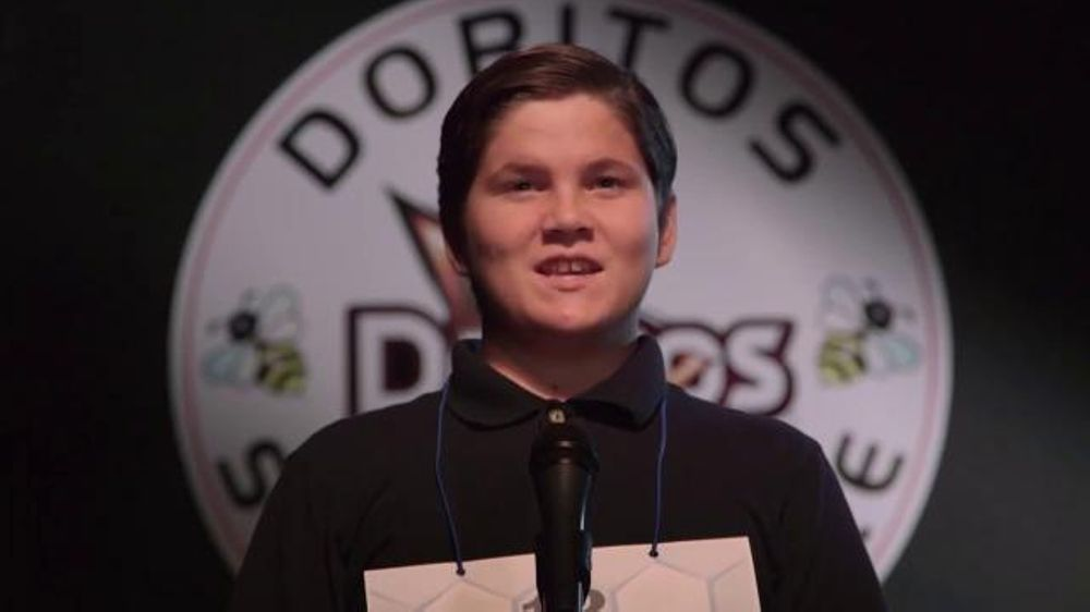 Doritos: Mis-Spelling Bee