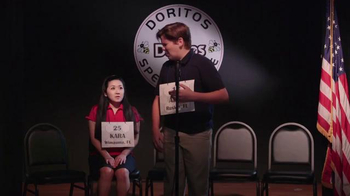 Doritos: 2015 Crash the Super Bowl Finalist, 'Mis-Spelling Bee' - Thumbnail 8