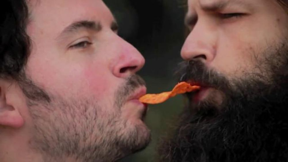 Doritos: Tiny Mouth