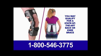 Pain Relief Hotline TV Spot, 'Suffering from Back or Knee Pain?' - Thumbnail 3
