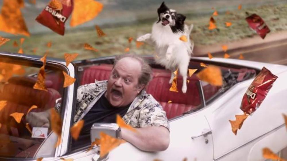 Doritos: 2015 Crash the Super Bowl, 'Dog Dreams'