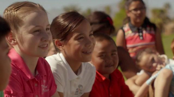 The First Tee TV Spot, \'Support The First Tee\' Featuring Rickie Fowler