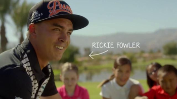 The First Tee TV Spot, 'Support The First Tee' Featuring Rickie Fowler - Thumbnail 4