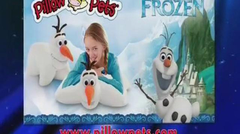 Pillow Pets Disney TV Spot, 'Olaf, Minnie Mouse and More' - Thumbnail 3