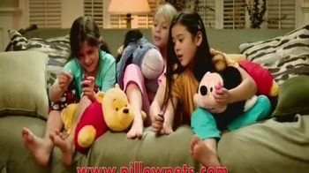 Pillow Pets Disney TV Spot, 'Olaf, Minnie Mouse and More' - Thumbnail 5