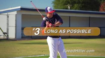 Momentus Sports Speed Hitter TV Spot, 'Four Hitting Secrets' - Thumbnail 6