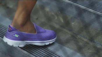 Skechers Go Walk 3 TV Spot, 'Innovation Never Felt This Good' - Thumbnail 3