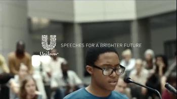 Unilever Corporate TV Spot, 'Speeches' - Thumbnail 3