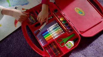 Crayola TV Spot, 'Gift of Colors' - Thumbnail 7