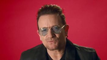 Bank of America (Red) TV Spot, 'One Step Closer' Featuring Bono - Thumbnail 1