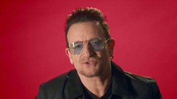 Bank of America (Red) TV Spot, 'One Step Closer' Featuring Bono - Thumbnail 2