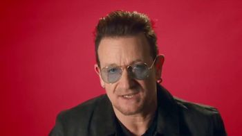 Bank of America (Red) TV Spot, 'One Step Closer' Featuring Bono - Thumbnail 3