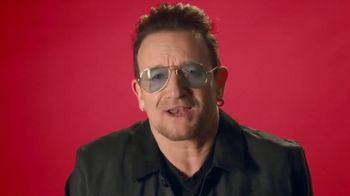 Bank of America (Red) TV Spot, 'One Step Closer' Featuring Bono - Thumbnail 5