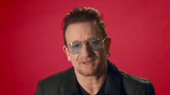 Bank of America (Red) TV Spot, 'One Step Closer' Featuring Bono - Thumbnail 6