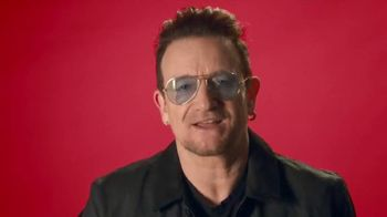 Bank of America (Red) TV Spot, 'One Step Closer' Featuring Bono - Thumbnail 8