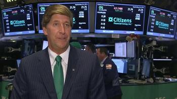 New York Stock Exchange TV Spot, 'Citizen Financial Group' - Thumbnail 10