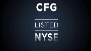 New York Stock Exchange TV Spot, 'Citizen Financial Group' - Thumbnail 8