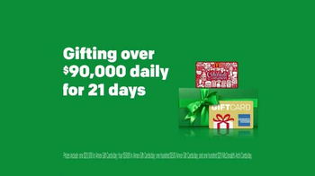 McDonald's and American Express TV Spot, '21 Days of Gift-Fest' - Thumbnail 2