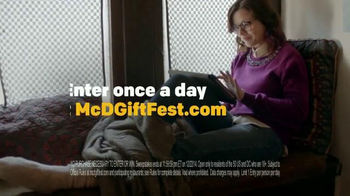 McDonald's and American Express TV Spot, '21 Days of Gift-Fest' - Thumbnail 5