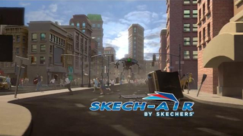 Skech-Air TV Spot, 'Z-Strap Versus the Giant Robot' - Thumbnail 1