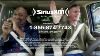 Sirius/XM Satellite Radio TV Spot, 'Twins' - Thumbnail 10