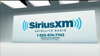 Sirius/XM Satellite Radio TV Spot, 'Twins' - Thumbnail 3