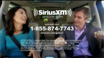 Sirius/XM Satellite Radio TV Spot, 'Twins' - Thumbnail 9