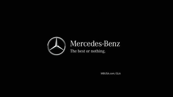 Mercedes-Benz GLA TV Spot, 'Choose Your Own Road and Drive It' - Thumbnail 10