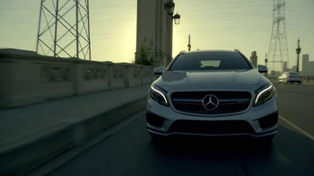 Mercedes-Benz GLA TV Spot, 'Choose Your Own Road and Drive It' - Thumbnail 7