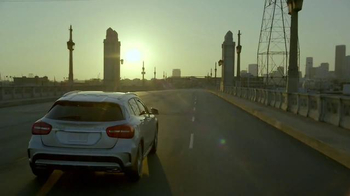 Mercedes-Benz GLA TV Spot, 'Choose Your Own Road and Drive It' - Thumbnail 8
