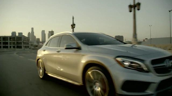 Mercedes-Benz GLA TV Spot, 'Choose Your Own Road and Drive It' - Thumbnail 9