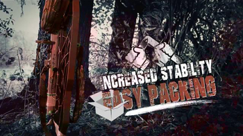Ameristep Hyde Sky Walker Hang-On Treestand TV Spot, 'Secure for the Hunt' - Thumbnail 5