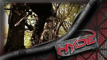 Ameristep Hyde Sky Walker Hang-On Treestand TV Spot, 'Secure for the Hunt' - Thumbnail 8