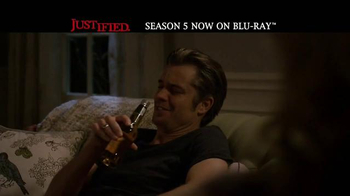 Justified: The Complete Fifth Season Home Entertainment TV Spot - Thumbnail 4