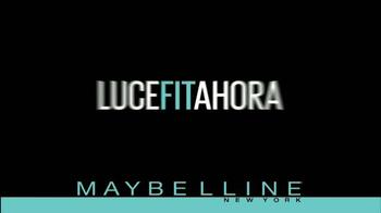 Maybelline New York Fit Me Matte + Poreless Foundation TV Spot [Spanish] - Thumbnail 1