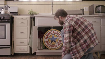 Newcastle Brown Ale (Un)Official Snack Chip Contest Submission TV Spot, 'Chores' - Thumbnail 7