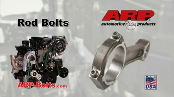 Automotive Racing Products TV Spot, 'Rod Bolts, Head Studs and More' - Thumbnail 4