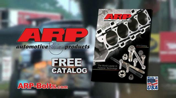 Automotive Racing Products TV Spot, 'Rod Bolts, Head Studs and More' - Thumbnail 7