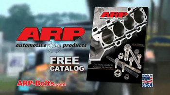 Automotive Racing Products TV Spot, 'Rod Bolts, Head Studs and More' - Thumbnail 8