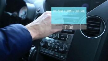 Honda Pilot Clearance Event TV Spot, 'Old Man Winter: 2015 Pilot' - Thumbnail 4
