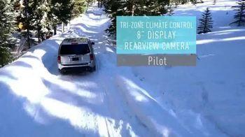 Honda Pilot Clearance Event TV Spot, 'Old Man Winter: 2015 Pilot' - Thumbnail 5
