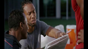 University of Phoenix TV Spot, 'Against the Clock' Feat. Larry Fitzgerald