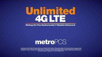 MetroPCS Unlimited 4G LTE TV Spot, 'Blazing Fast' - Thumbnail 8
