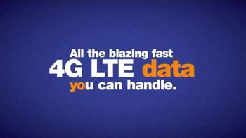 MetroPCS Unlimited 4G LTE TV Spot, 'Blazing Fast'