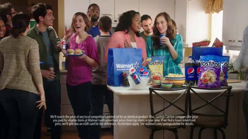 Walmart TV Spot, 'Gametime: Super Bowl 2015' - Thumbnail 6