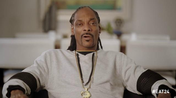 EAT24 2015 Super Bowl Commercial, 'Hangry' Ft Snoop Lion, Gilbert Gottfried - Thumbnail 1