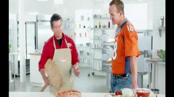 Papa John's TV Spot, 'Super Bowl 2015 Free Pizza Promo' Ft. Peyton Manning - Thumbnail 3