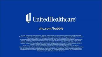 UnitedHealthcare TV Spot, 'Bubble' - Thumbnail 8